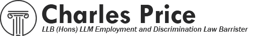 Charles Price, Employment Law Barrister